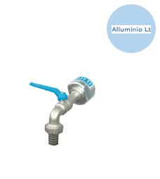"""Réduction d'aluminium avec robinet 1"""""""