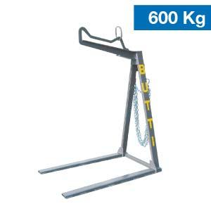 Forca special ultraleggere per il sollevamento di pallets Butti 681S062S