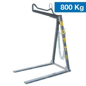 Forca special ultraleggere per il sollevamento di pallets Butti 681S082
