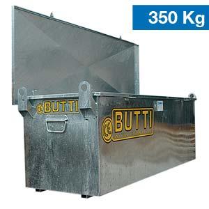 Porta attrezzi da trasporto zincato Butti 352Z