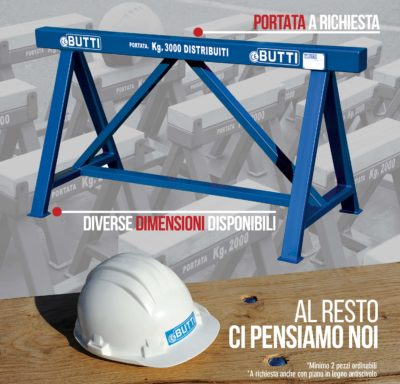 Cavalletti Big Works Certificati