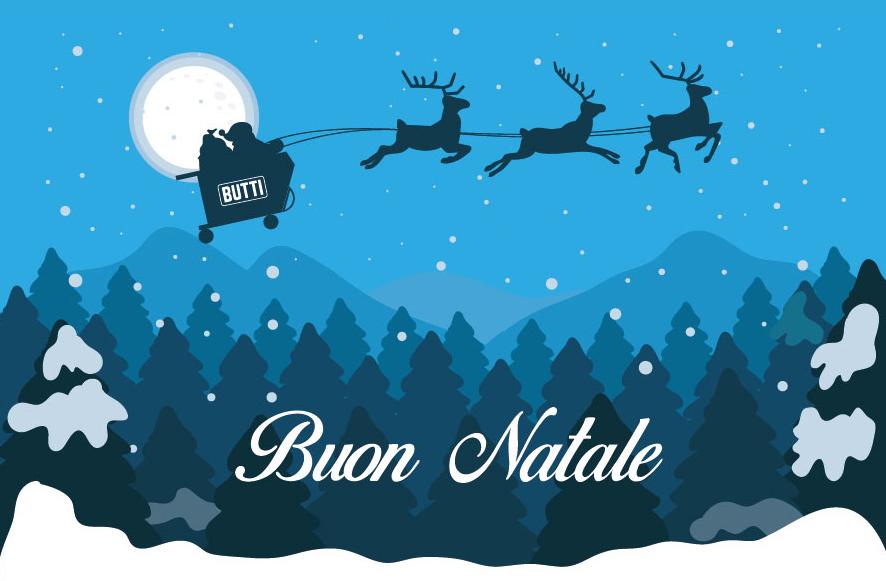 Buon Natale Butti