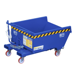 750R -Ktipping containers Pertutto 300 lt