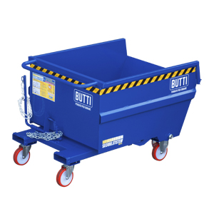 752R -tipping containers Pertutto 750 lt