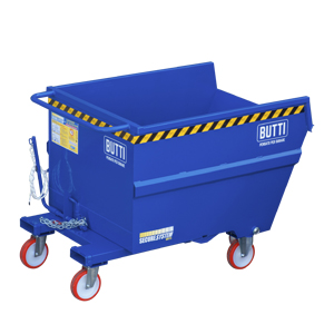 753R - tipping containers Pertutto 1000 lt