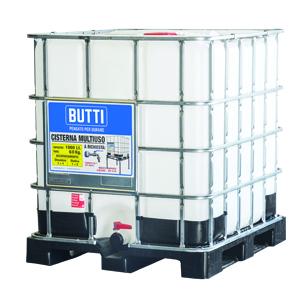 Multifunctionele opslagtank van gevaarlijke vloeistoffen Butti