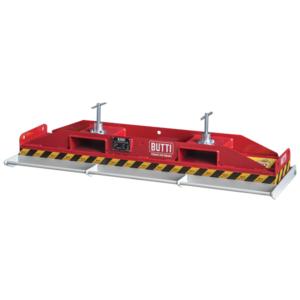 867M0515 -Balai magnetique largeur 1500 mm
