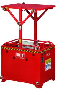 Cestone sollevabile standard per 4 persone Ceste sollevabili Cestoni per il sollevamento Ceste per il sollevamento Butti