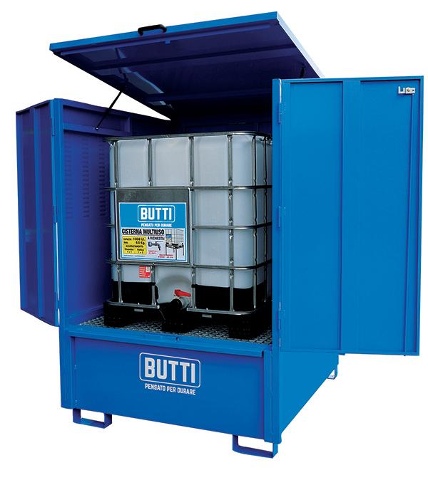 Outdoor storage External storage cabinets outdoor storage tank cisternetta cisterns Butti