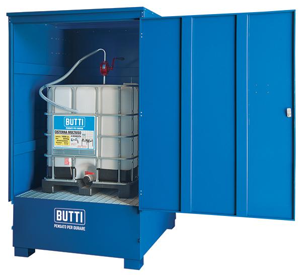 Deposito per esterni Depositi per esterni armadi di deposito per esterni cisterna cisternetta cisterne Butti