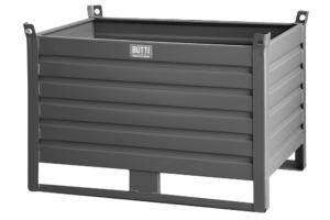 Metalen container stromen 1000 kg Butti