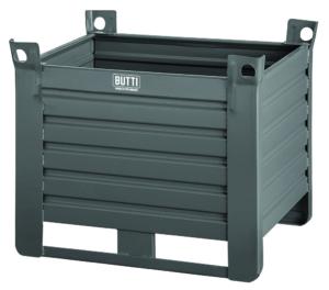 Metalen container stromen 2000 kg Butti