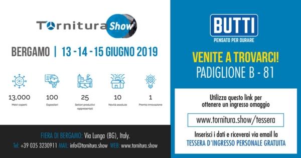 Tornitura Show Butti