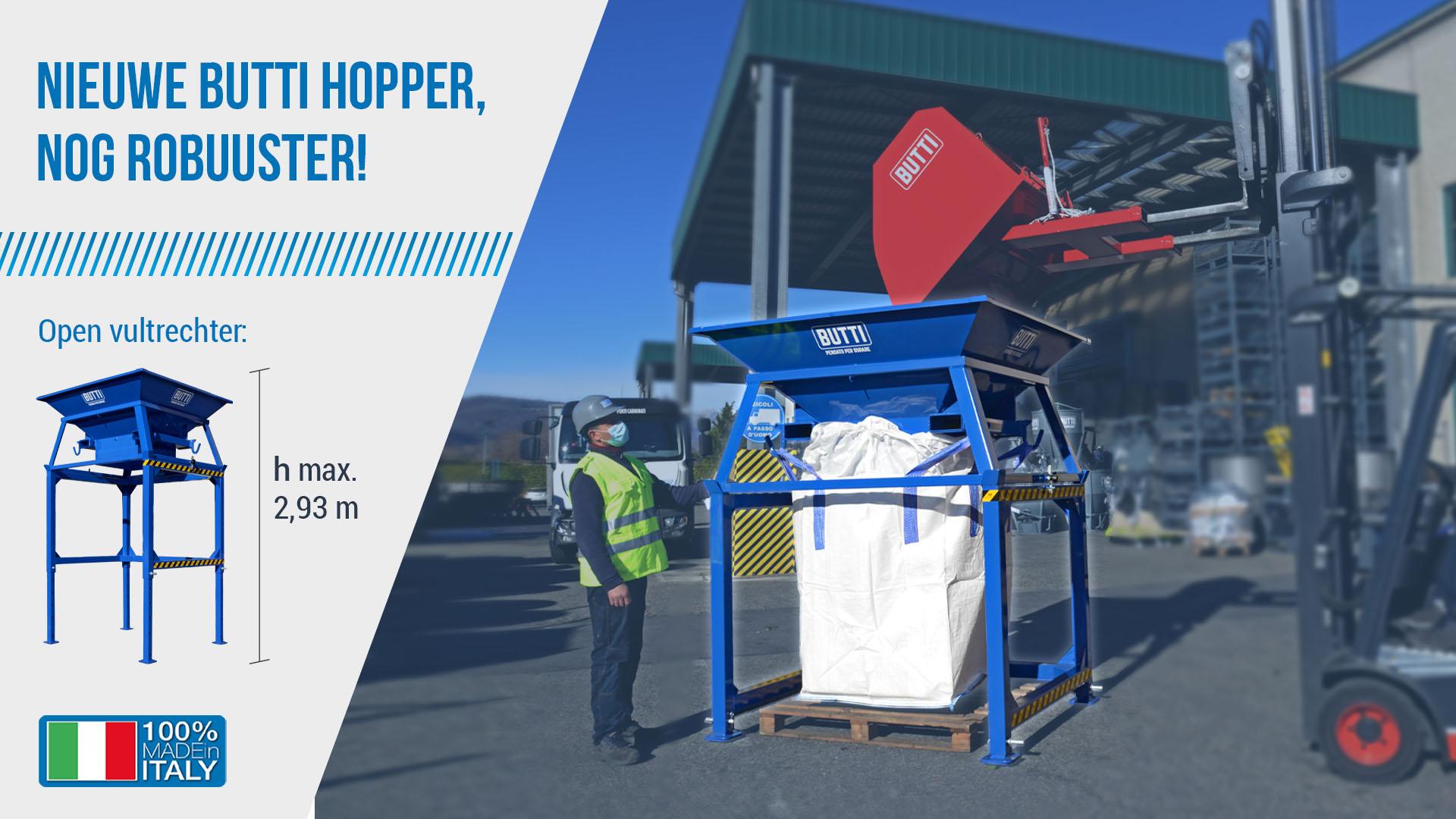 Nieuwe Hopper Big-Bag