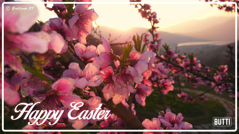 La Butti wishes everyone a Happy Easter!