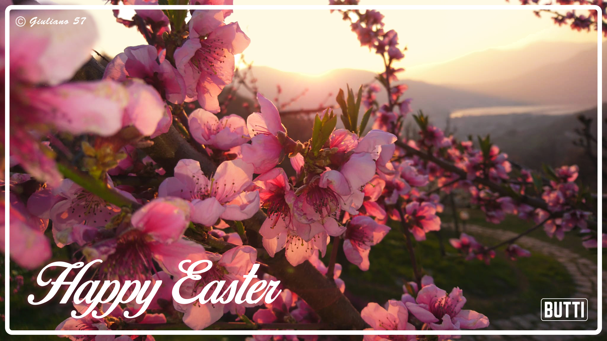 La Butti wishes everyone a Happy Easter!